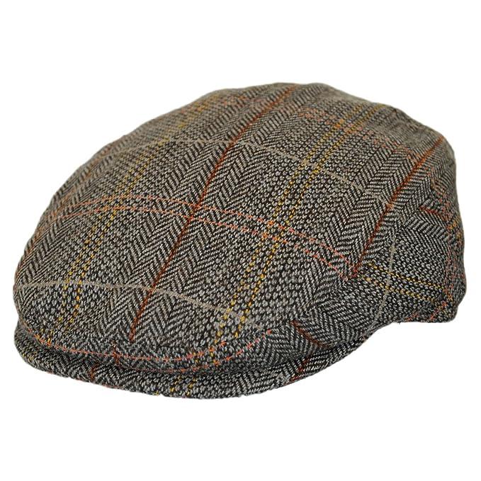 Jaxon Kids  Tweed Wool Blend Ivy Cap (Child M L) at Amazon Men s ... ea20f06988e