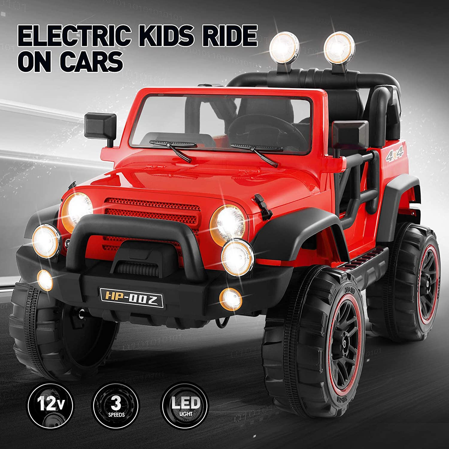 Top 10 Best Electric Cars for Kids (2020 Reviews & Buying Guide) 10