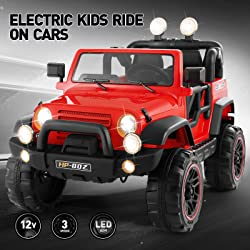 Top 10 Best Electric Cars for Kids (2021 Reviews & Buying Guide) 10