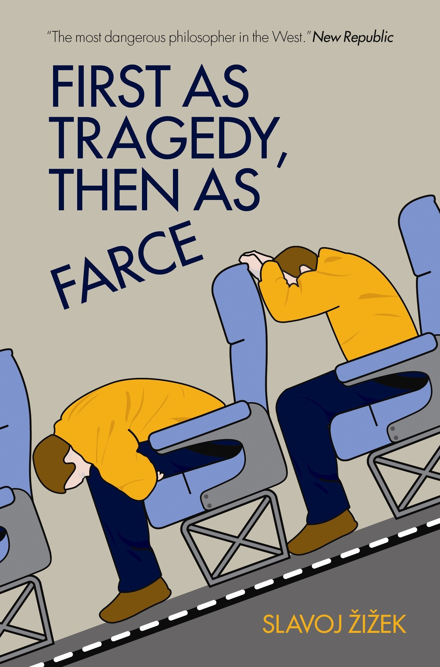 Download First as Tragedy, Then as Farce pdf