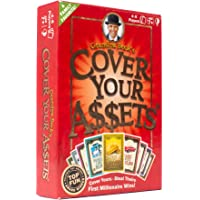 Grandpa Beck's Cover Your Assets Card Game   Fun Family-Friendly Set-Collecting Game   Enjoyed by Kids, Teens, and…