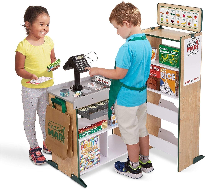 Melissa /& Doug Grocery Store Companion Collection