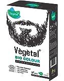 Vegetal Beard & Moustache Organic Soft, Black