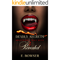 Deadly Secrets Revealed Book 2: Brothers That Bite book cover