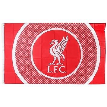Liverpool Bulls Eye bandera