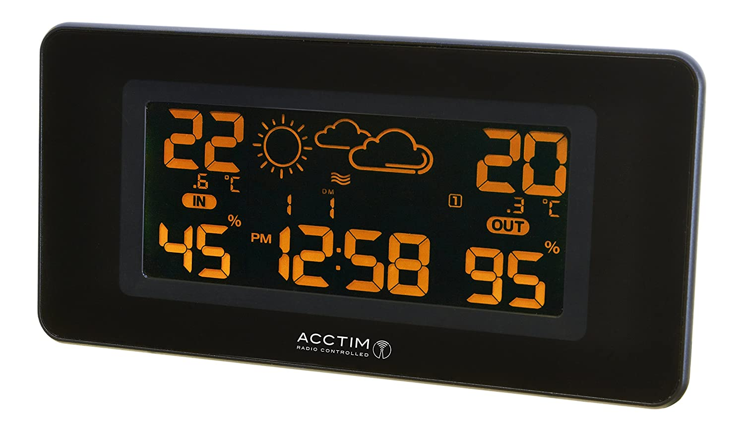 Acctim 71753 Andreas Radio Controlled Weather Station