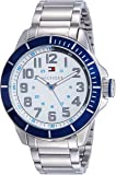 Tommy Hilfiger Analog White Dial Men's Watch - TH1791068