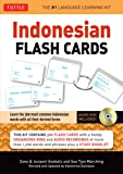 Indonesian Flash Cards: Learn the 300 most common Indonesian words with all their derived forms (Audio CD Included) (Tuttle Flash Cards)