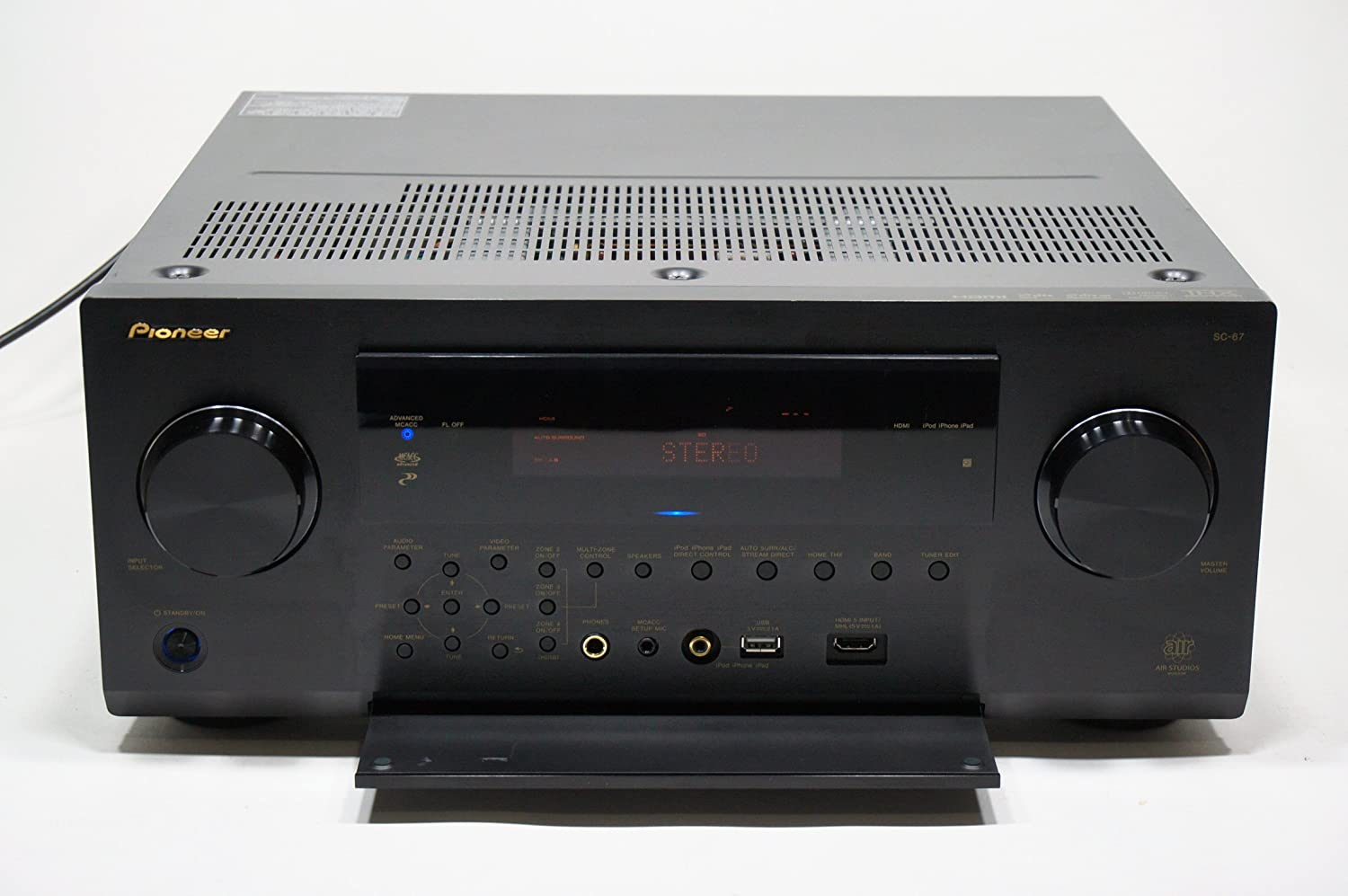 Amazon.com: Pioneer SC-67 9.2-Channel Network Ready AV Receiver ...