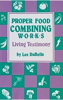 Food combining cookbook erwina lidolt 9780722536667 amazon proper food combining works living testimony forumfinder Gallery