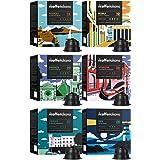 FRHOME - 96 Cápsulas de café compatibles con maquinas Dolce Gusto® - kit degustación de Il Caffè Italiano