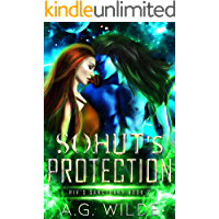 Sohut's Protection: A Sci-fi Alien Romance (Riv's Sanctuary Book 2)
