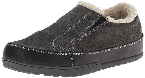 843eeae3 Patagonia Men's Activist Fleece Snow Boot,Forge Grey,9 M US: Amazon ...