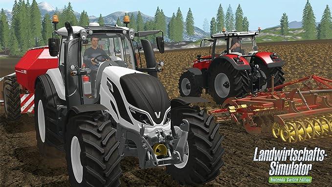 Landwirtschafts-Simulator - Nintendo Switch [Importación alemana ...