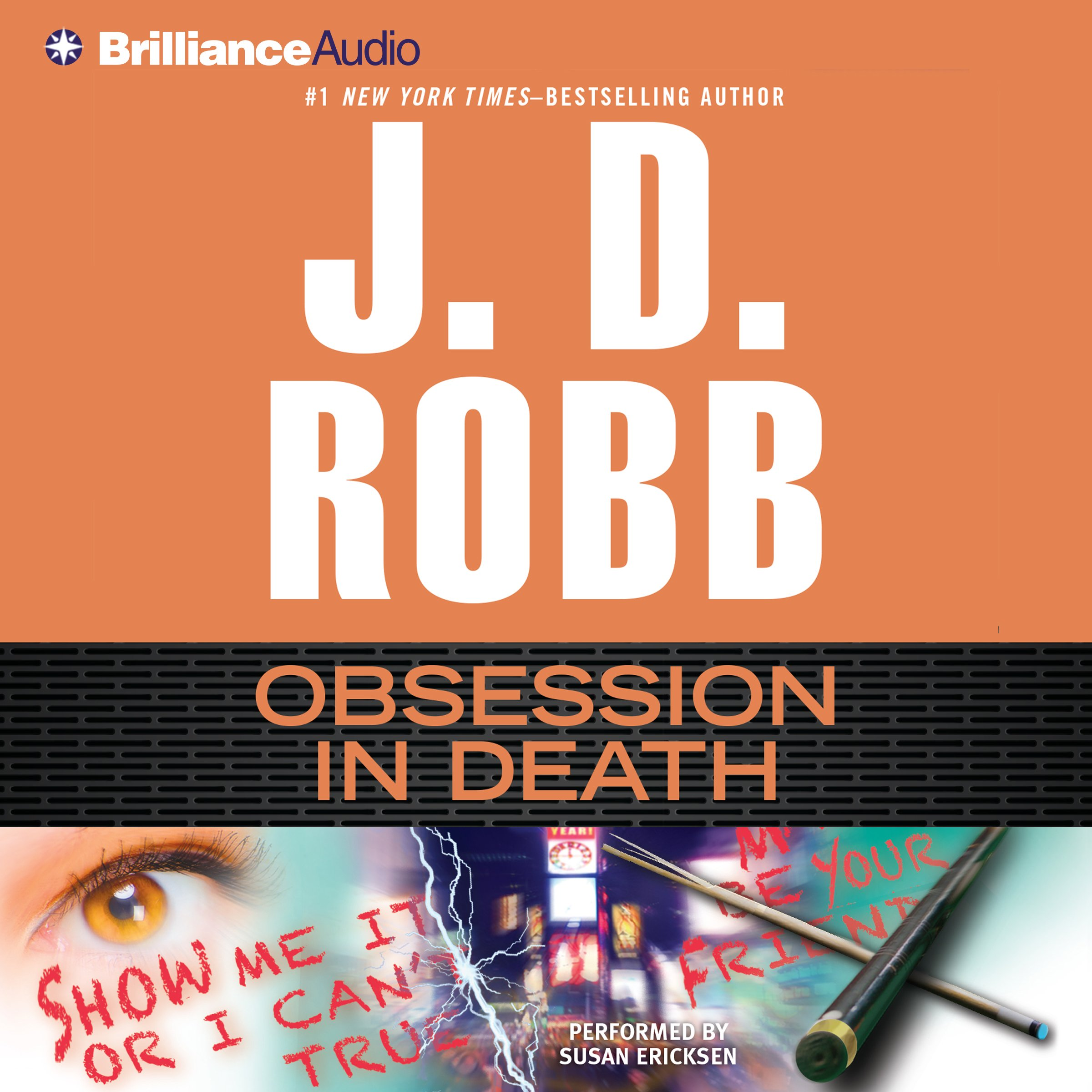 Obsession in Death: In Death, Book 40