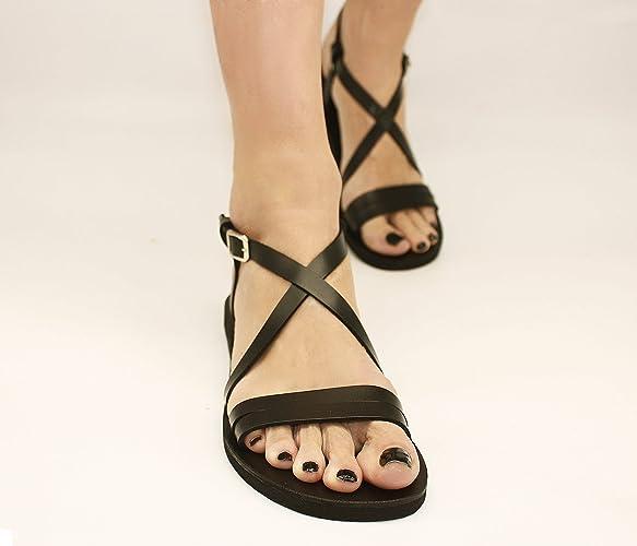 2abb9b22792c Handmade Leather Sandals