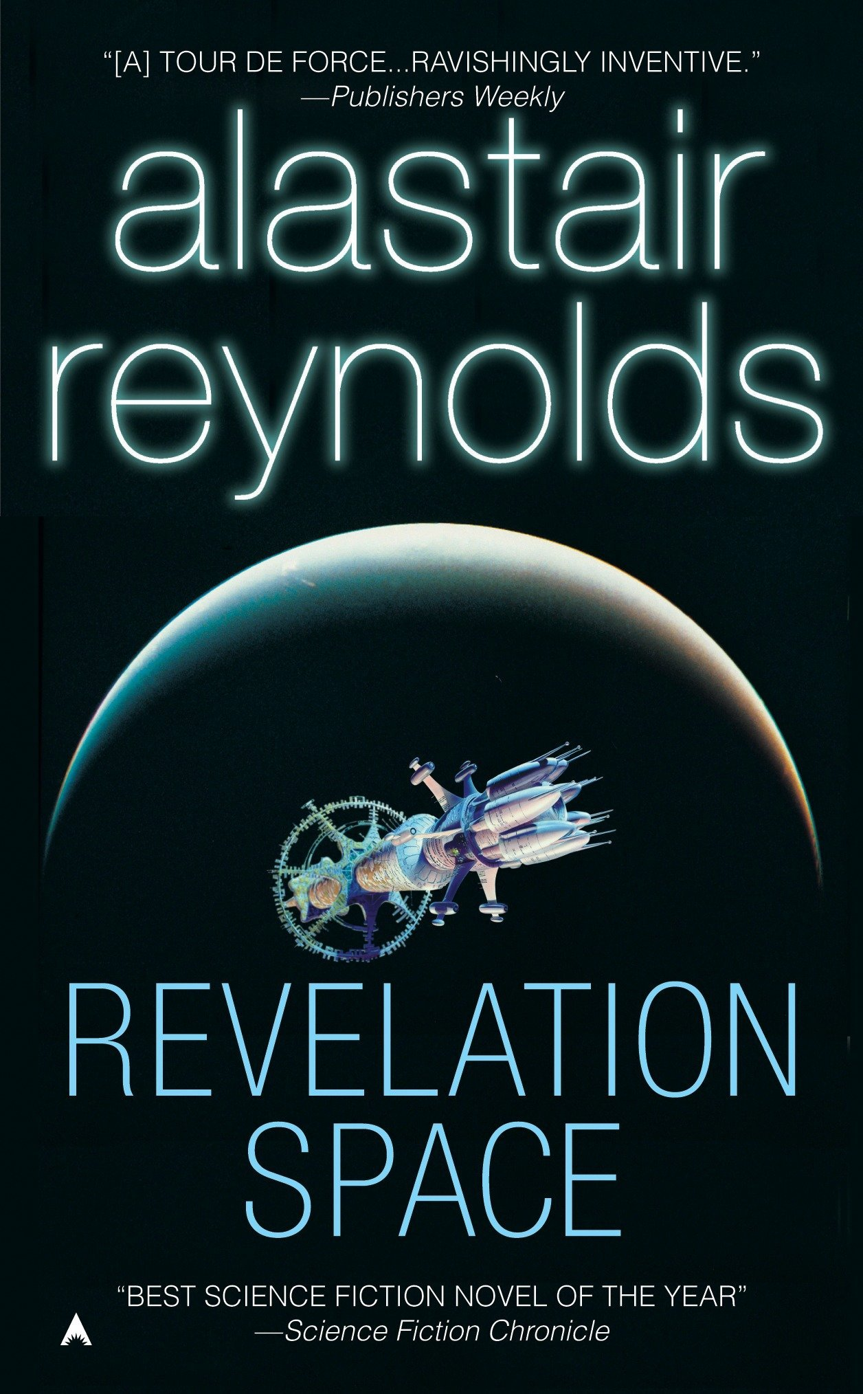 Revelation Space, Alastair Reynolds