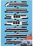 マイクロエース Nゲージ 371系・特急あさぎり・シングルアームパンタ・改良品 7両セット A1074 鉄道模型 電車