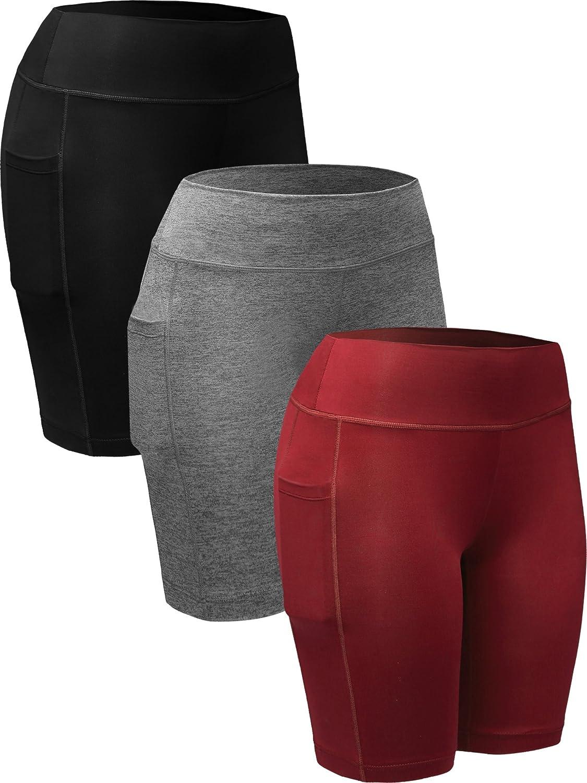 TALLA S. Neleus - Pantalón Corto Deportivo - para Mujer