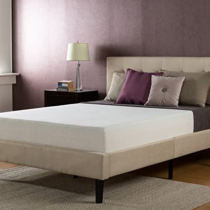 Amazon Com Zinus Ultima Comfort Memory Foam 10 Inch Mattress Queen