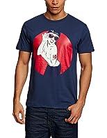 Bench Sunrise Girl Logo Men's T-Shirt