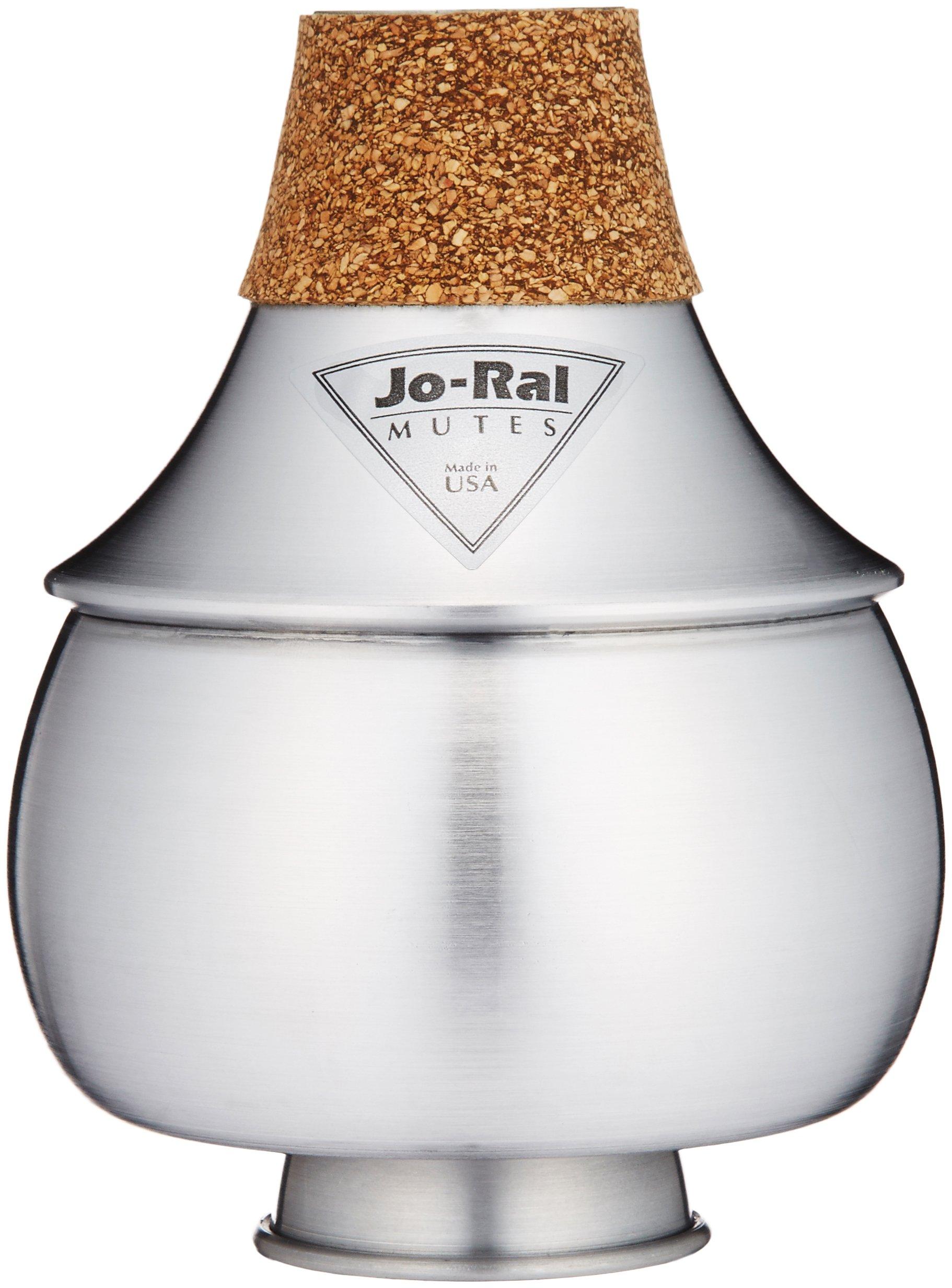 Jo Ral TPT-2A Aluminum Trumpet Bubble Mute