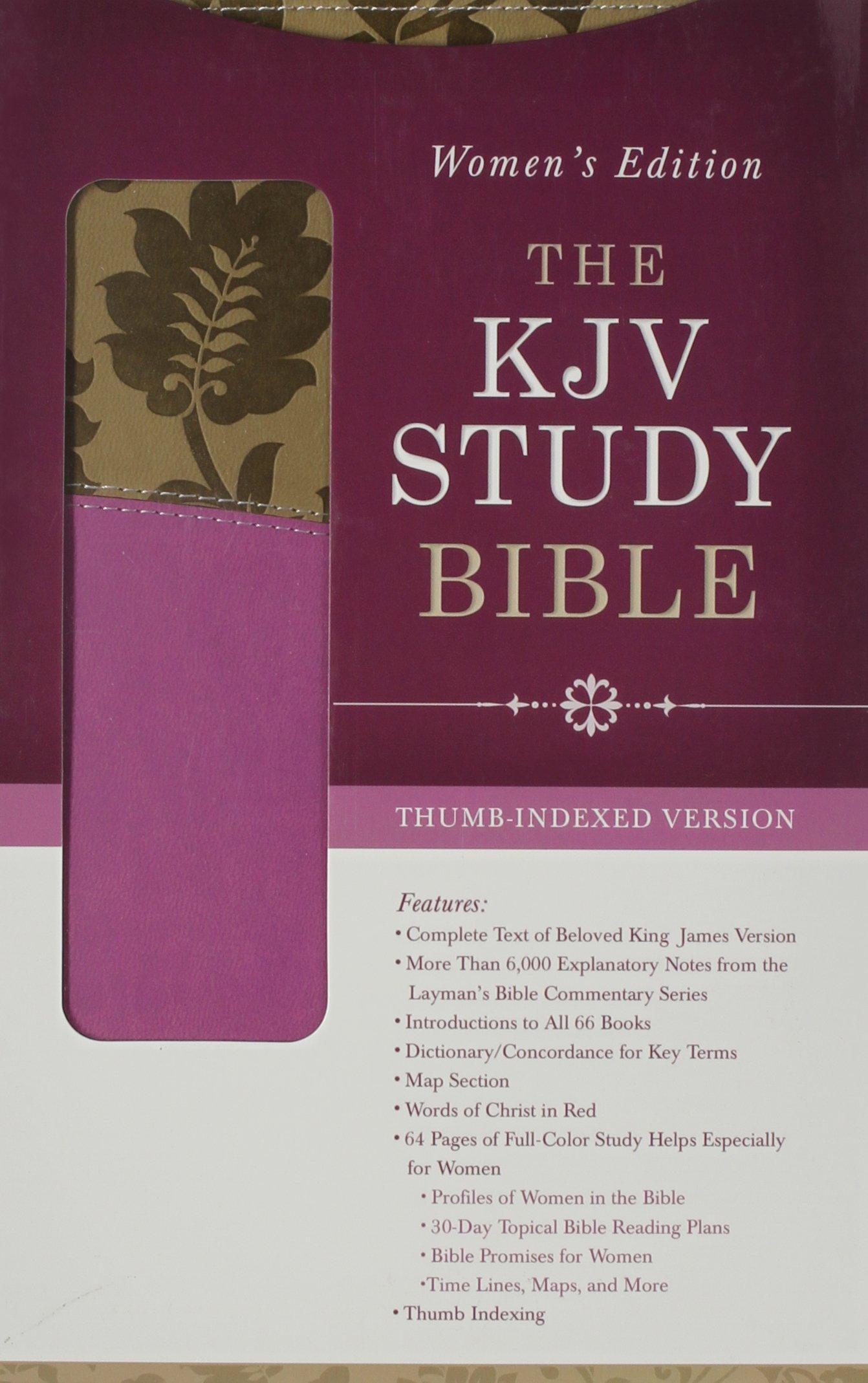 KJV Study Bible King James product image