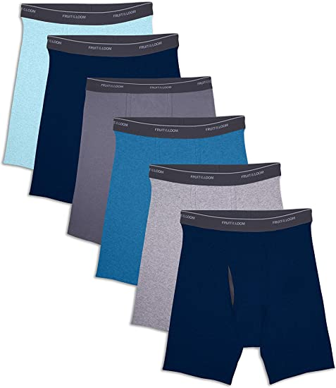 Fruit of the Loom Men's Coolzone Boxer Briefs (Assorted Colors)   Amazon