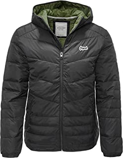 JACK & JONES Jorbend Light Puffer, Giacca Uomo 12138349