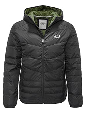 f529e5f85a1a2a Jack   Jones Men s Jorbend Light Puffer Jacket  Amazon.co.uk  Clothing