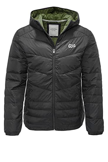 9d0370b20a14c Jack   Jones Men s Jorbend Light Puffer Jacket  Amazon.co.uk  Clothing