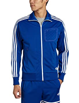 Adidas Originals Graphic Firebird Track Top Veste de survêtement m33825 -  Bleu - S 021ce29a304