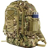 40L Outdoor Expandable Tactical Backpack Military Sport Camping Hiking Trekking Bag ( 08001 Multicam)