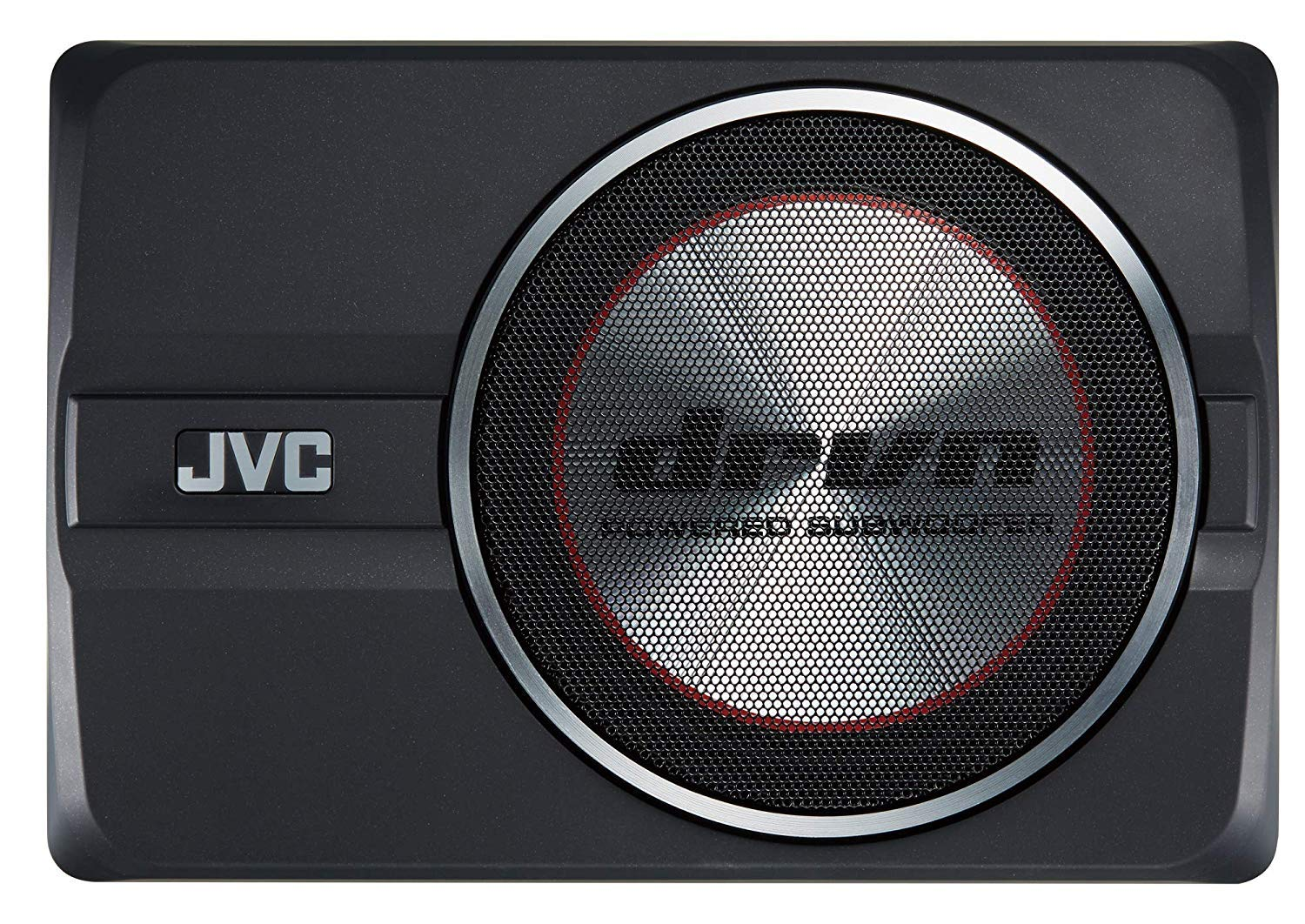 "JVC Mobile Drvn A Series 8"" 250W Powered Subwoofer Speaker Surround Kit (JVCCWDRA8)"