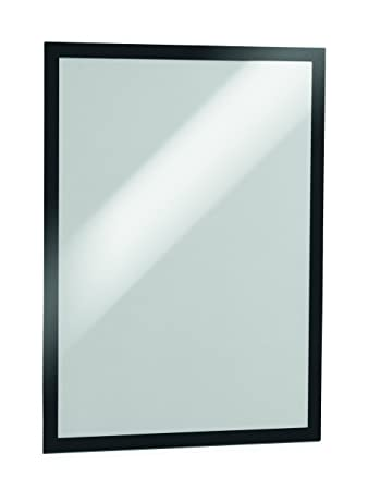 Amazoncom Durable Duraframe Tabloid Self Adhesive Magnetic Frame