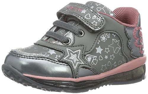 Geox B Todo Girl A, Botines de Senderismo para Bebés: Amazon.es: Zapatos y complementos
