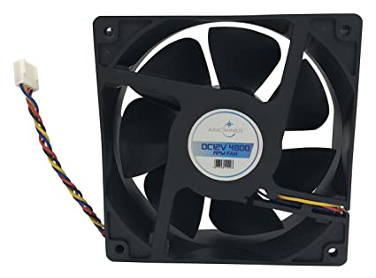 Configure Antminer S3 Cooling For Antminer S9