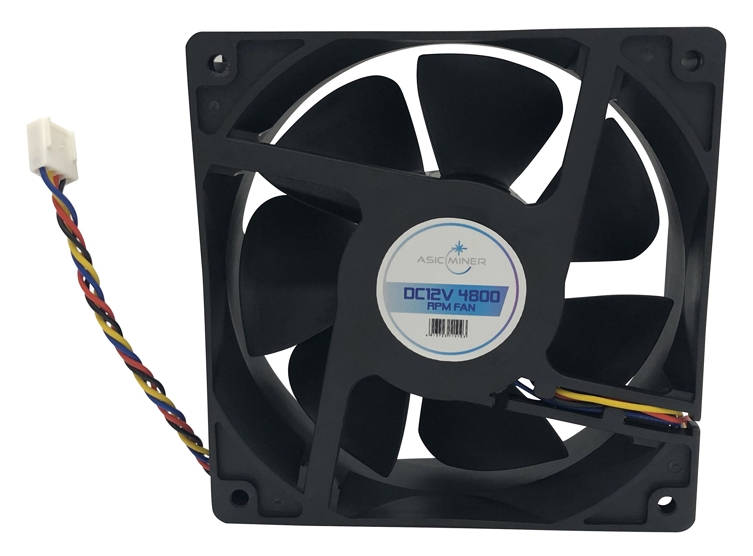 Asicminer Fan for Antminer S3, S5, S5+, S7, S9 D3, L3 by ASICMiner (Image #1)