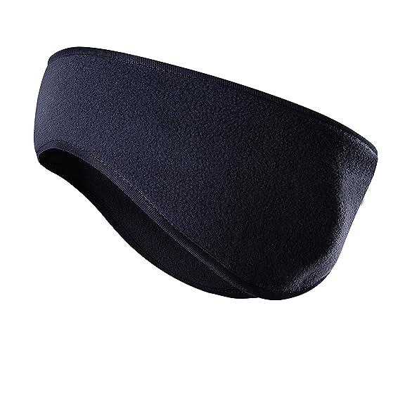 523d1313f29de9 Minn Stirnband, Winter Warm Kopfband, Headband für optimalen Ohrenschutz  beim Jogging, Laufen,