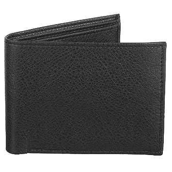 style unique Livraison gratuite dans le monde entier nouveau design Mince Portefeuille Homme Clip Billet Pince à Argent Porte Carte de Crédit -  Bleu