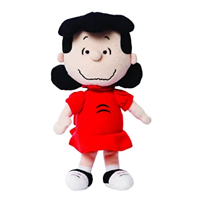Aurora Peanuts 10-inch Lucy Plush-Red: Toys & Games