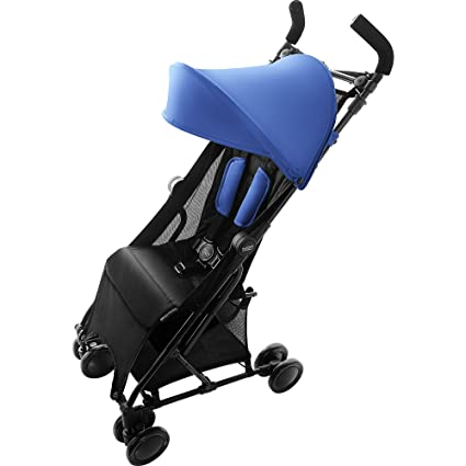 Britax Holiday - Silla de paseo ligera, color Ocean Blue