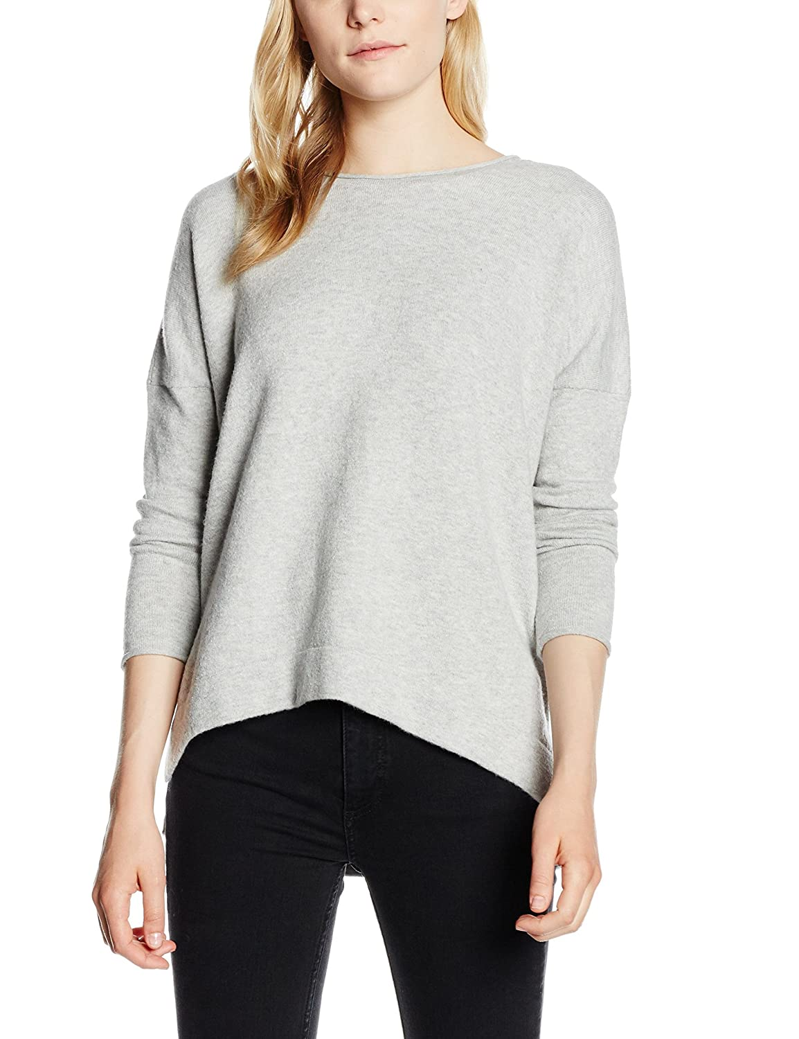 French Connection Damen Pullover Viva Vhari Ls Rdnk Jmpr