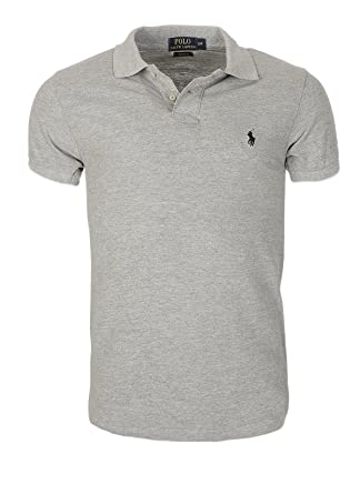 Ralph Lauren Poloshirt small pony, Custom Fit, Homme Multicolore - Large  NEW  Amazon.fr  Vêtements et accessoires c4bd7160b9b