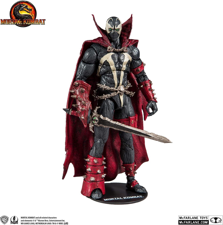 McFarlane Toys Mortal Kombat Spawn Action Figure