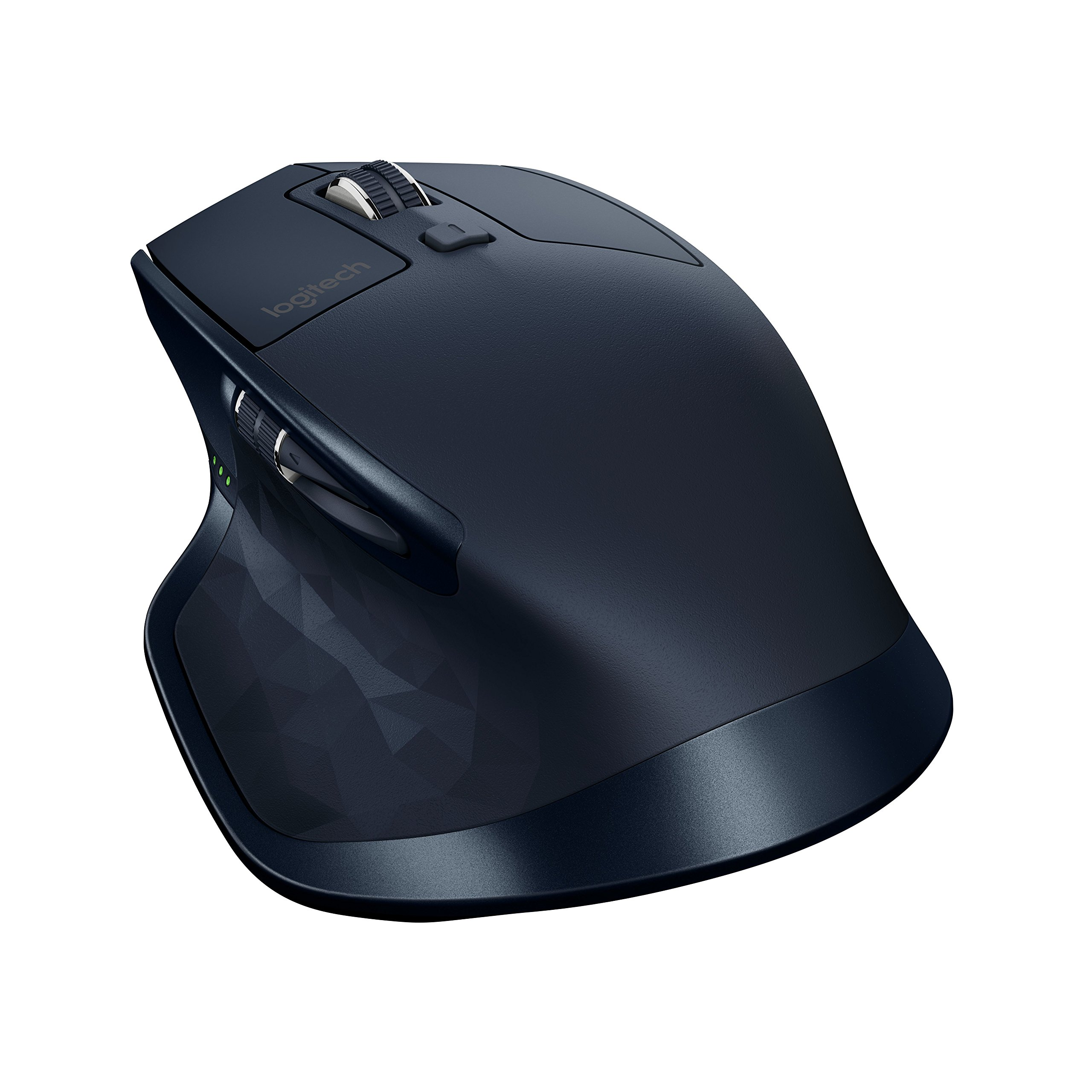 Logitech MX Master Wireless Mouse, Navy  (910-004955) by Logitech