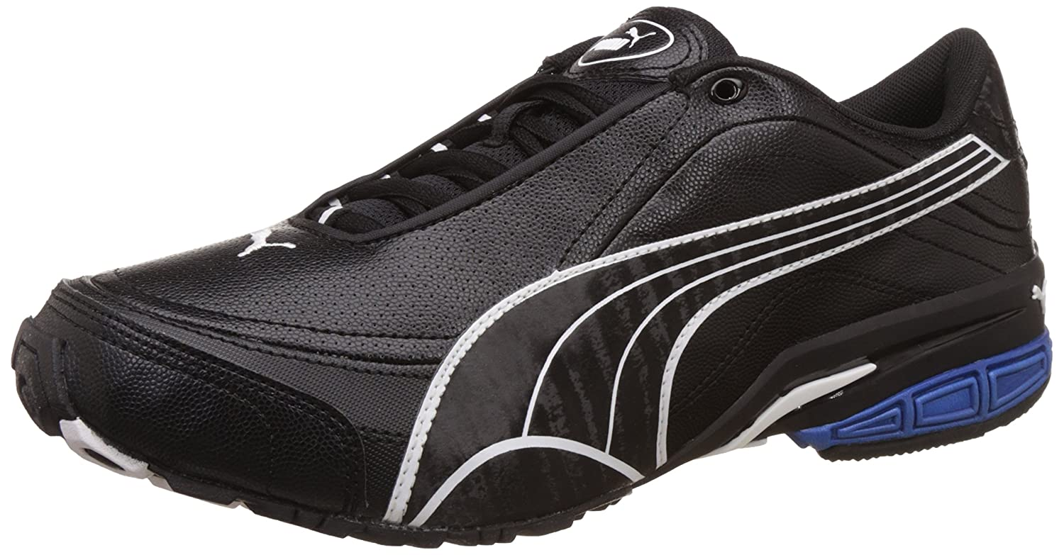 0e23a245d Puma Men's Tazon III DP Mesh Running Shoes: Buy Online at Low Prices in  India - Amazon.in