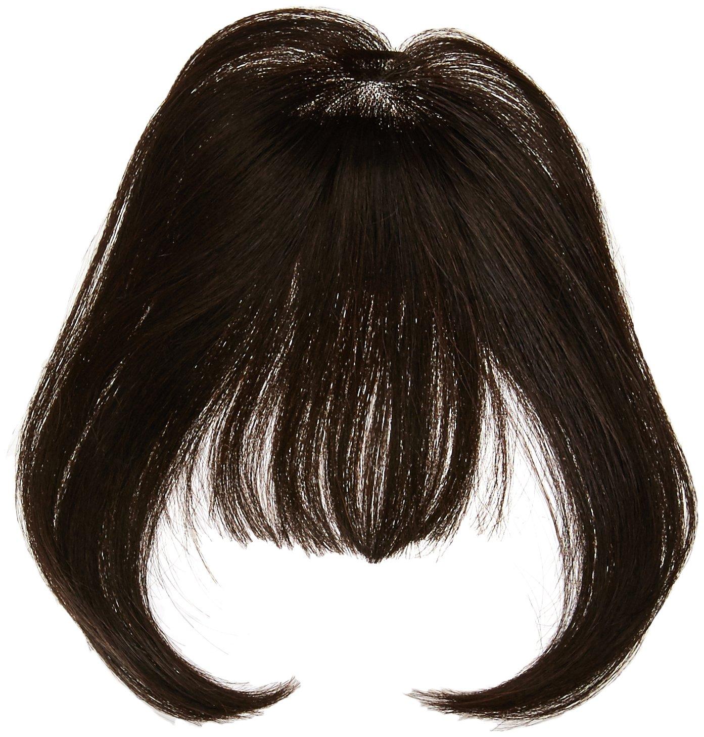 Amazon Human Hair Bangs Color R1hh Black Hairdo Extensions 9