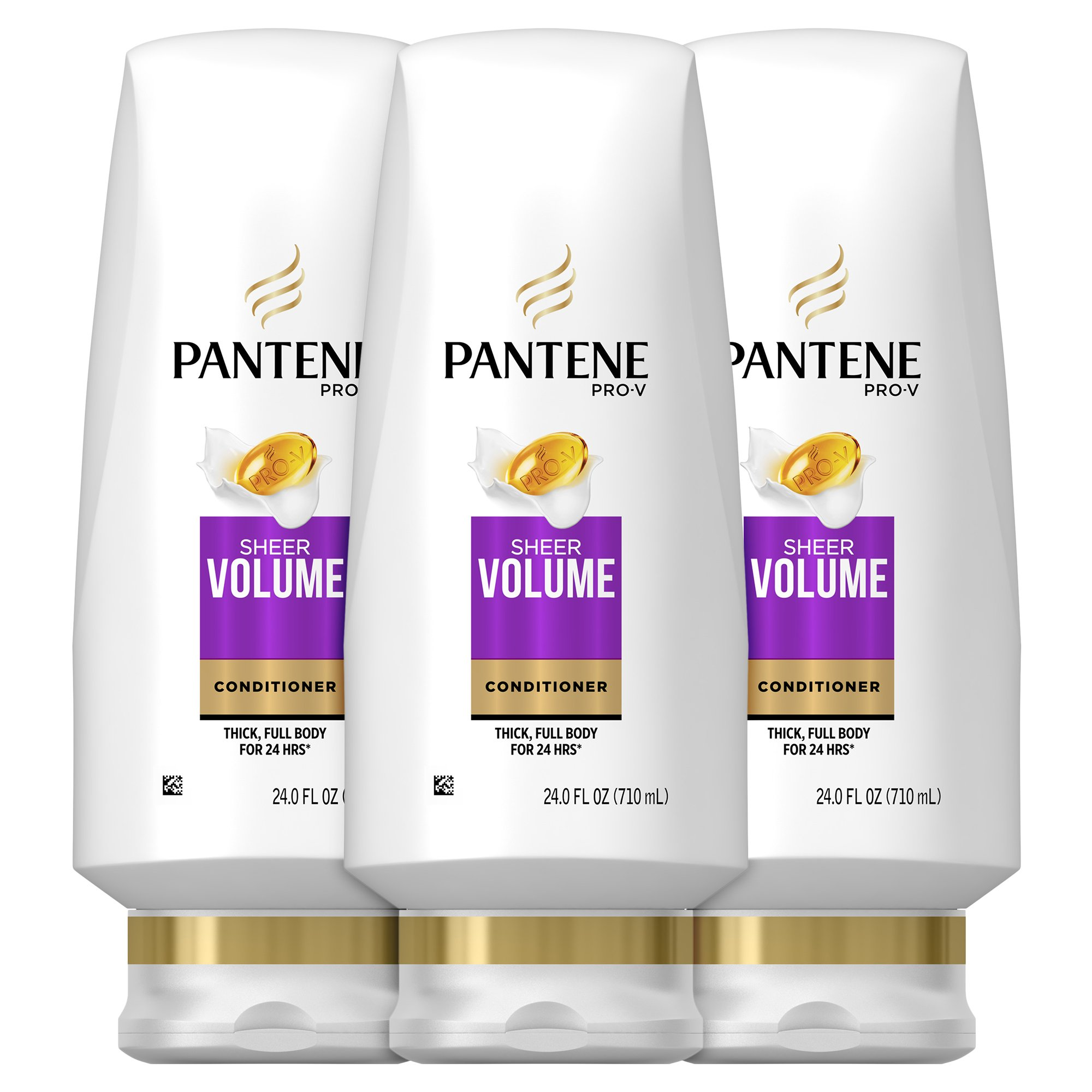 Pantene Pro-V Sheer Volume A (Pack of 3)