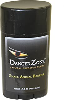 product image for Conquest Scents Danger Zone Barrier (Danger Zone Small Animal Barrier)
